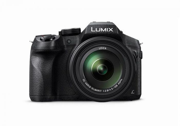 PANASONIC DMC FZ300 12MP 24x zoom Black Leica Lens 4K Video WiFi