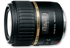 TAMRON 60mm f2 Macro Di II Lens for Nikon AFS         BIM