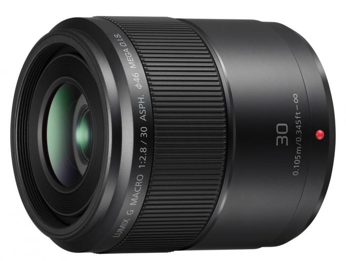 PANASONIC 30mm f2.8 Lens micro 4/3  H-HS030