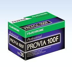FUJI RDP III Provia 100F 135-36  Single roll