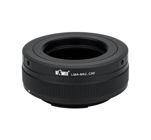 KIWI Lens Adapter M42 to Canon RF