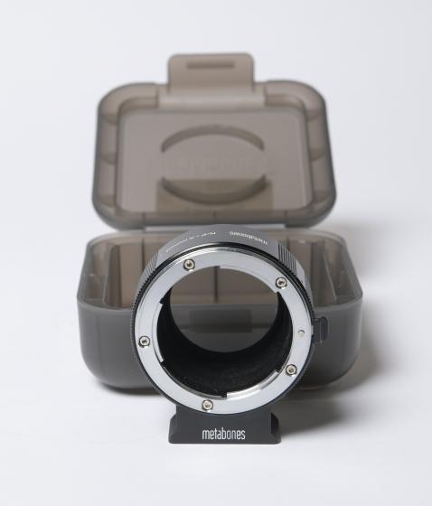 $USED Metabones N/F - X Mount T Adapter N/A  EX+