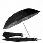 """ProMaster 36"""" Professional Compact Umbrella  silver"""