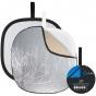 """WESTCOTT 22"""" Reflector Kit 6 in 1"""