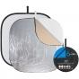 """WESTCOTT 52"""" Reflector Kit 6 in 1"""