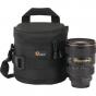 LOWEPRO Lens Case black 11x11cm