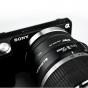 Mount Adapter Canon EOS lens to Sony Nex Body