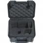 SKB 3i-0907-6SLR Black Case molded for DSLR