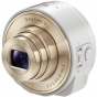 SONY DSC QX10 Clip on Camera for smartphone 10x zoom 18.2 meg White