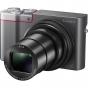 PANASONIC DMC ZS100 Digital Camera Silver 20mp 10x zoom   DMC-ZS100S
