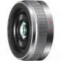 PANASONIC 20mm f1.7 ' pancake ' Lens Silver               micro 4/3
