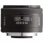 SONY 50mm f1.4 lens Alpha mount