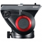 MANFROTTO MVH500AH Pro Fluid Video Head with flat base