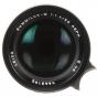 LEICA M 50mm f1.4 ASPH Lens Black