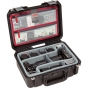 SKB 3I-1510-6DL Case with Lid and Think Tank Dividers