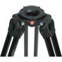 MANFROTTO 502 Fluid Video&MVT502AM Aluminum Twin leg Tripod