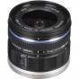 OLYMPUS ED 9-18mm f4-5.6 Black lens for micro 4/3