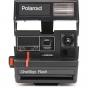 POLAROID 600 Camera - Red Stripe