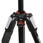 MANFROTTO MK190XPRO4 3-Way Pan/Tilt Kit 4 Section Aluminum with Head