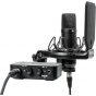 RODE Complete Studio Kit with AI-1 Audio Interface, NT1 Microphone