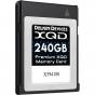 DELKIN 240GB XQD Memory Card 440MB/s Read, 400MB/s Write