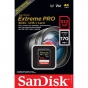 SANDISK 512gb Extreme Pro SDXC UHS1 170MB/s read; 90MB/s write Cl10 U3