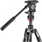 MANFROTTO Befree Live Aluminum Lever-Lock Tripod Kit w/ EasyLink