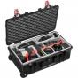 MANFROTTO Pro Light Reloader Tough 55 Low Lid Carry-On Roller Bag