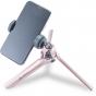 VANGUARD Vesta TT1 BP Table Top Tripod w/ Phone Holder   ROSE
