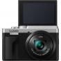 PANASONIC DC ZS80 Digital Camera SILVER