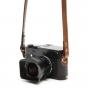ONA Sevilla Leather Camera Strap COGNAC