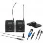 SENNHEISER EW112PG4 Wireless Lav w/ ME 2-II Lavalier Mic A