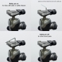 GITZO Tripod Kit Traveler Series 1 4 Section Carbon Fiber Tripod