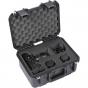 SKB 3I-13096PC4K iSeries Case for BlackMagic Pocket Cinema 4K / 6K
