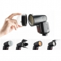 GODOX V1 Round Head Flash for Canon
