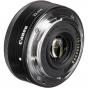 CANON EF-M 22mm f/2 STM - Black