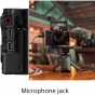 SONY Cybershot DSC RX100 VII Shooting Grip Kit