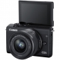 CANON M200 Mirrorless Digital Camera Content Creator Kit
