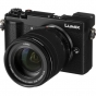 PANASONIC DMC GX9 w/ 12-60mm Lens Black   micro 4/3         DCGX9MK