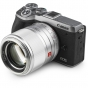 VILTROX 56mm f/1.4 STM Canon M Silver