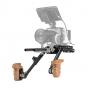 SMALLRIG Universal Multifunctional Shoulder Kit for Sony VCT-14