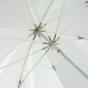 "WESTCOTT 32"" Optical White Satin Umbrella"