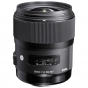 SIGMA 35mm f1.4 DG HSM Lens Nikon mount                  Art