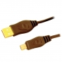 ProMaster DataFast Cable USB A to Mini5              6'