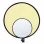 "ProMaster Reflecta Disc 22"" Sunlight / White"