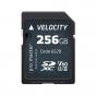 ProMaster SDXC 256gb memory card Velocity Series 1900x 4K U3II