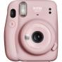FUJI Instax Mini 11 Instant Camera (Blush Pink)