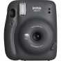 FUJI Instax Mini 11 Instant Camera (Charcoal Gray)