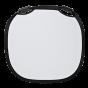 "PROFOTO Collapsible Fabric Reflector Medium Transclucent 32"""