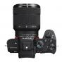 SONY A7 Mark II w/ 28-70mm Kit black  24mp full frame      E mount